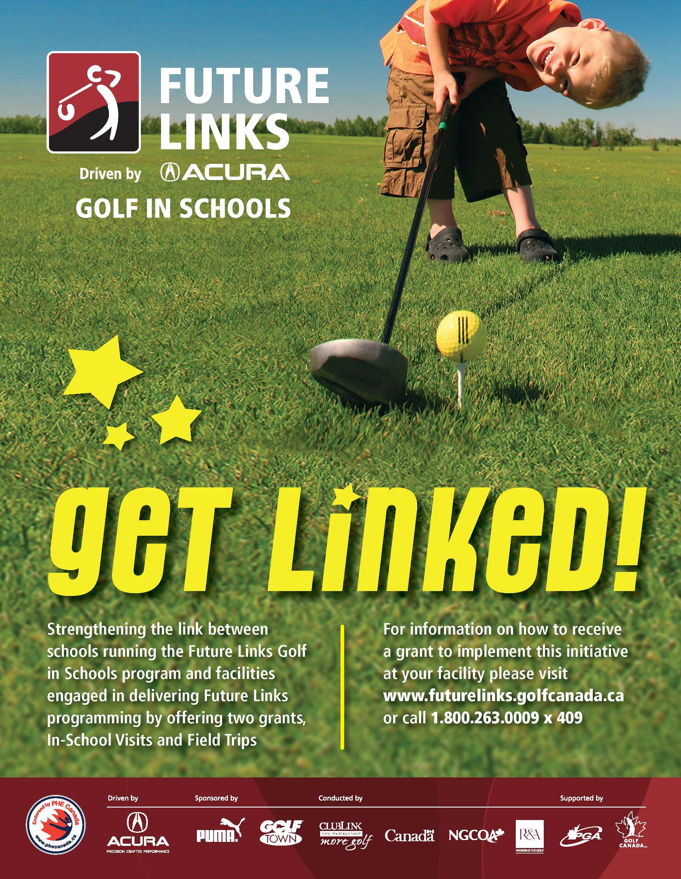 Golf Québec - Acura golf clubs
